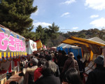 鬼を祓い、露店が軒を連ねる!吉田神社の節分大祭に行って来た!