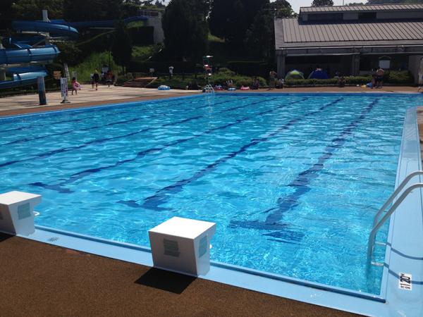 京都付近のプール