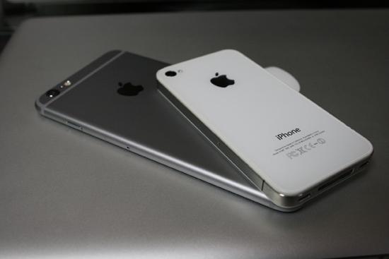 さらば、愛しきiPhone 4S・・・ 個人的に6より良かったなあと思うこと