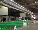 大阪オートメッセ2013の設営に潜入してきたよ