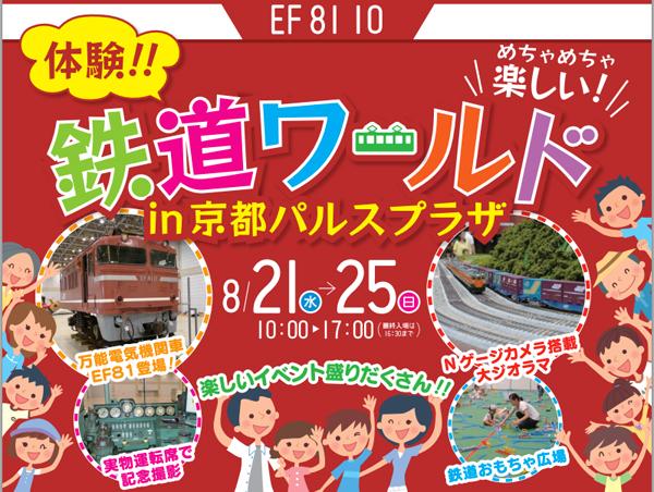 鉄道ワールド in 京都パルスプラザ