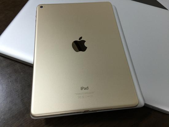 iPad Air 2 雑感