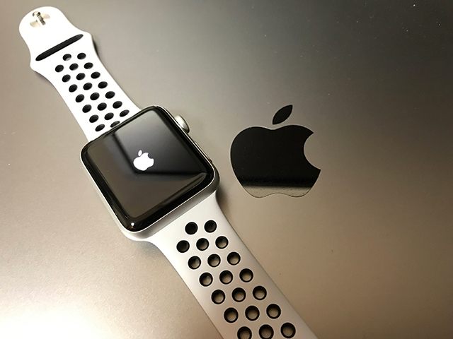 Apple watchと高級時計