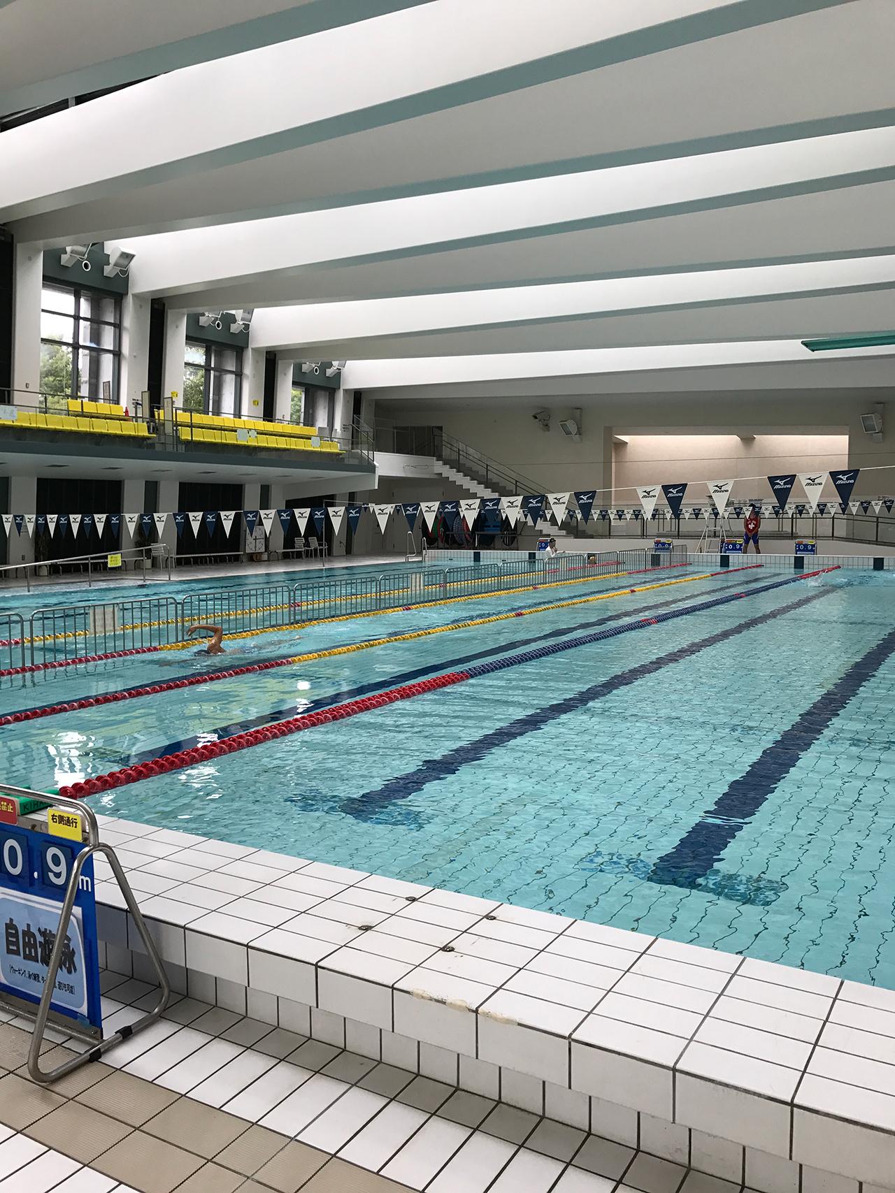子供は雨の日だってプールに入りたい! そんな時は年中楽しめる屋内プール「京都アクアリーナ」がオススメ!