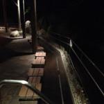長島パーキング天然温泉足湯