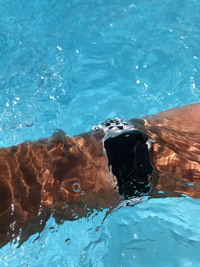 プールでもちゃんと使えるの?Apple Watch Series 3 の防水性能を試してみた!
