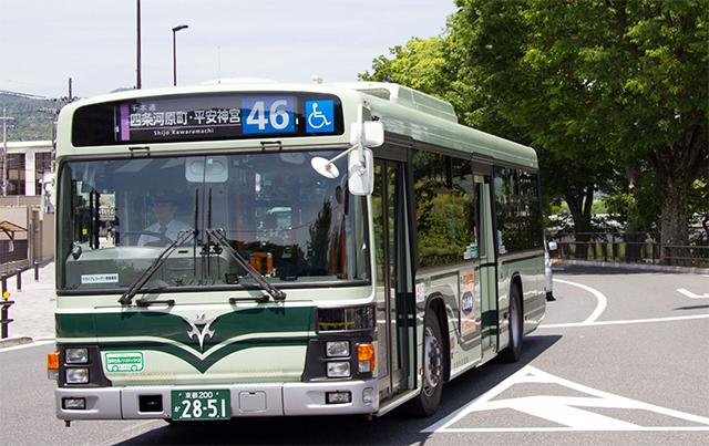京都市バス エコサマー