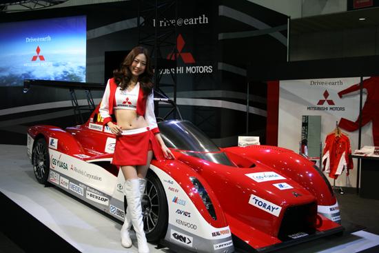 東京オートサロン2014コンパニオン