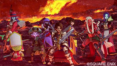 【ドラクエ10】そうだよ、ドラクエは竜を探す物語なんですよ!PVからバージョン3のストーリーに期待したいこと