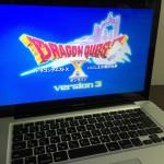 【ドラクエ10】「ドラゴンクエストX いにしえの竜の伝承オンライン」をMacではじめました!