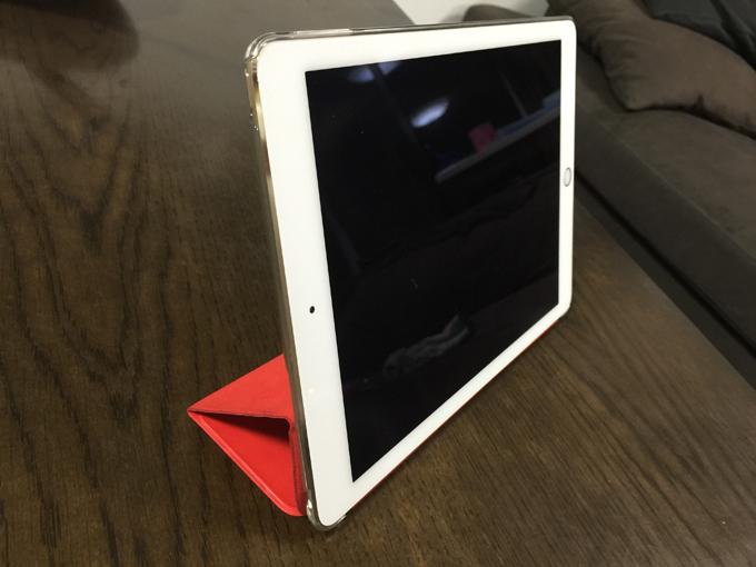 ELECOM iPadAir2用シェルカバー(スマートカバー対応)