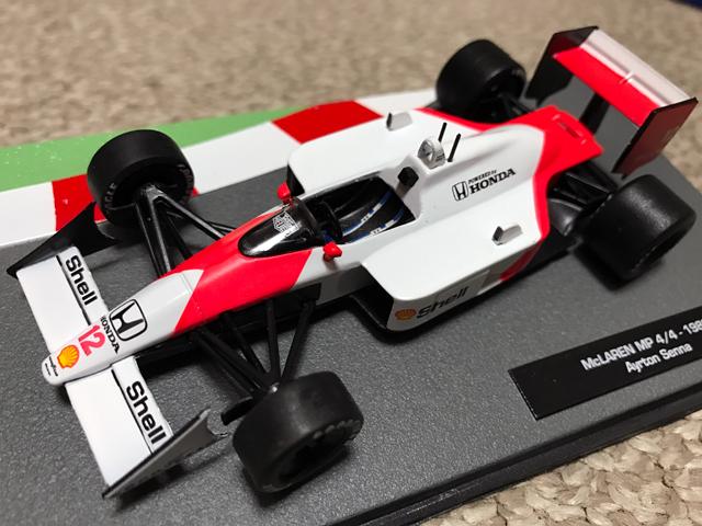 F1マシンコレクション創刊号マクラーレンホンダ