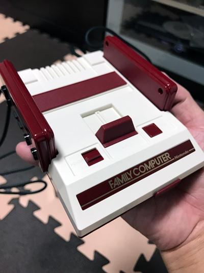 懐かしくて新しい!30年の時を超えて親子で楽しむミニファミコンはタイムマシンだった!