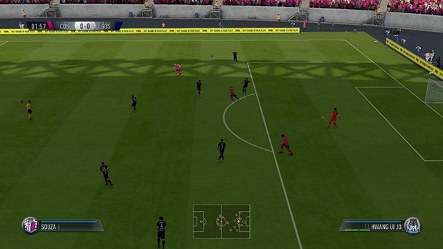Nintendo Switch版FIFA18が起動しない