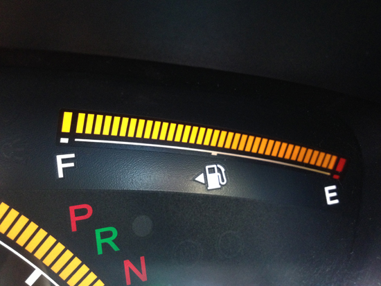 ガソリンダブル増税