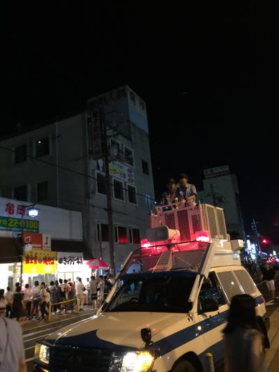 保津川花火大会2016