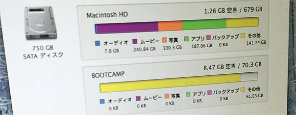 外付けハードディスク