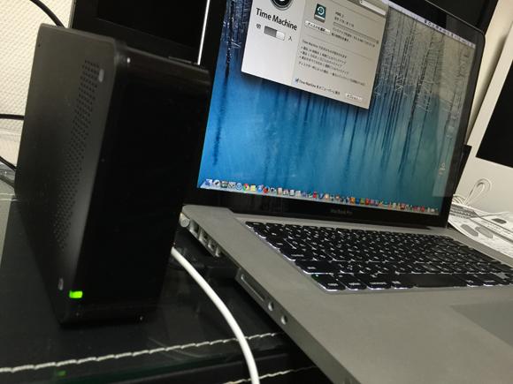 BUFFALO USB3.0 外付けハードディスク 3TB HD-LC3.0U3/N