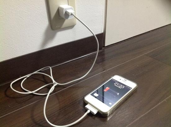2年を超えると必ずバッテリーが劣化する!?  iPhone 4s のバッテリー交換に悩む