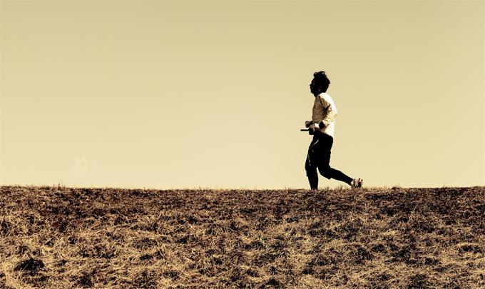 ジョギング再開