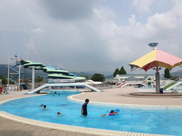 亀岡 プール