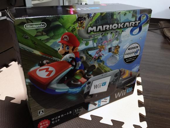 Wii U マリオカート8セット