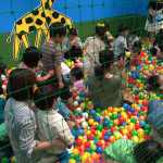 幼児が喜ぶプチテーマパーク!京都高島屋で開催されたミッフィーワールドに行ってきた