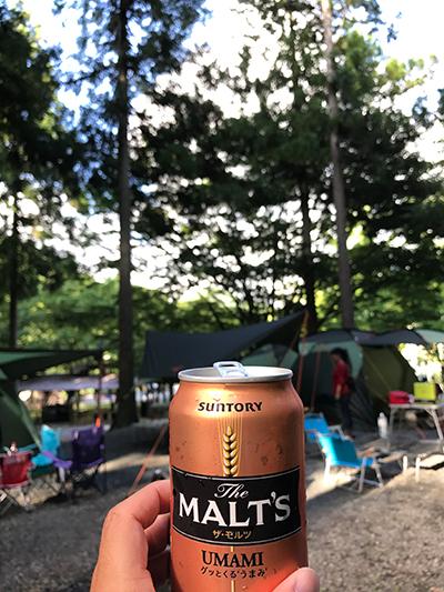 美山キャンプ