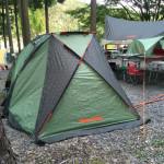 【体験記】自然いっぱいの美山町自然文化村キャンプ場で初キャンプしてきたよ!
