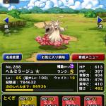 【DQMSL】[無課金] ヘルミラージュ☆4を新生転生!付けた特技などご紹介