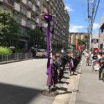 少年たちの鼓笛隊がカッコいい!元祇園梛神社の神幸祭に行ってきた!