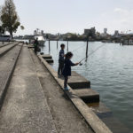 琵琶湖で子供と一緒に釣りするなら雄琴港でブルーギルねらいがオススメ!