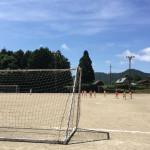 真夏の親子サッカーは子供だけでなく親こそ熱中症対策が重要だと実感した話