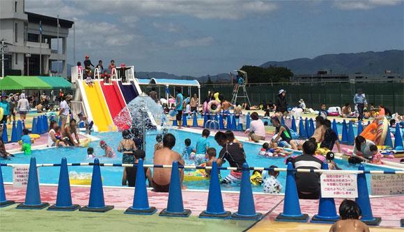 久御山町民プール