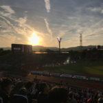 【サッカー観戦記】ハロウィンイベントで子供たちも大満足! J2 京都サンガ VS ファジアーノ岡山を楽しんで来た!