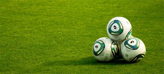 サッカーボールえらび