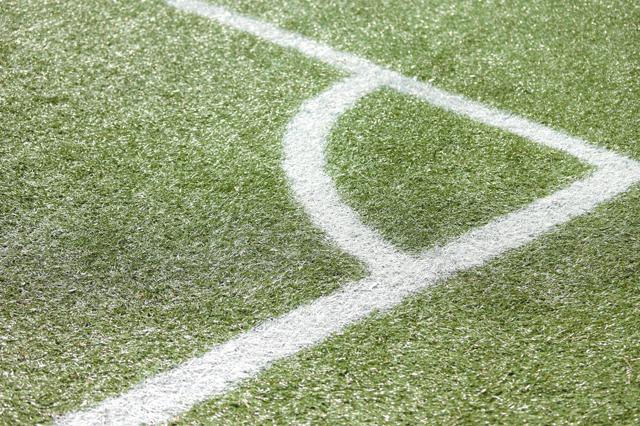 少年サッカーのセンターバック