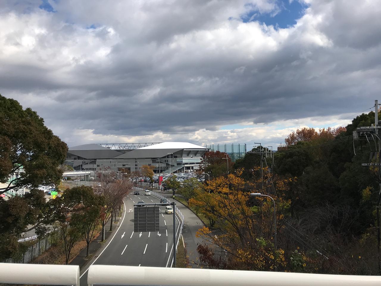 吹田スタジアム観戦記