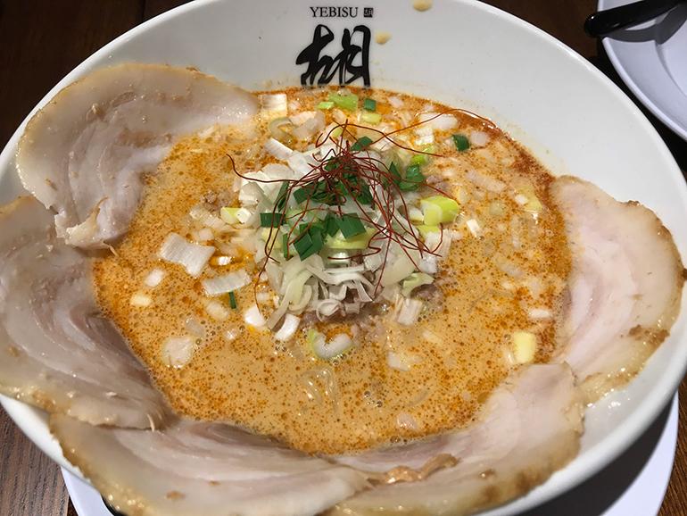 担担麺 胡