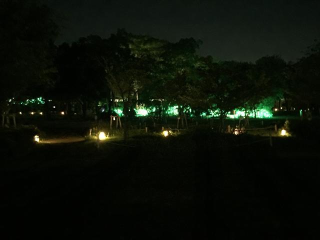 京の七夕 梅小路公園会場