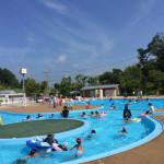 丹波自然公園プール
