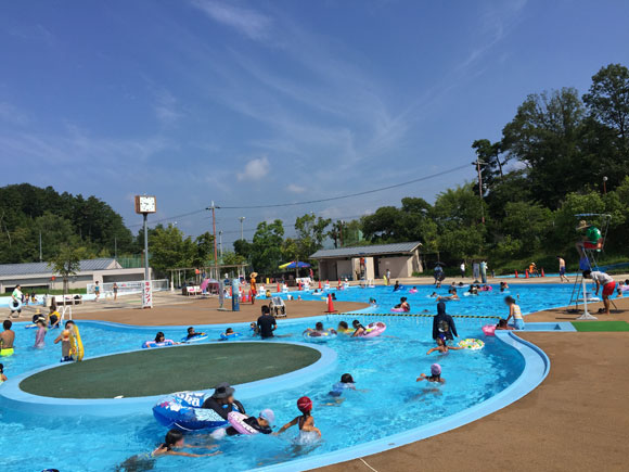 【ver.2015】子育て支援パスポートで保護者1名無料でお得!丹波自然運動公園プールに行って来た!