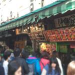 【関西から行く東京】子連れでも楽しめる?8歳&5歳児を連れて築地市場に行って来た!