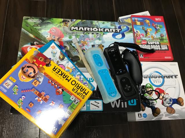 Wii U 買い取り