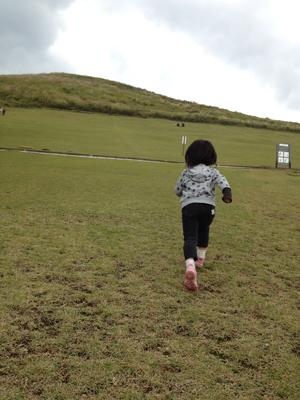 子どもの初山歩きにちょうど良い!若草山に登ってきたよ!