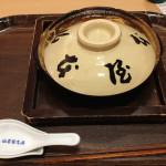 味噌煮込みうどんの名店「山本屋 本店」を東名阪自動車道のサービスエリア「EXPASA御在所」で食べてみた