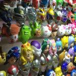 夜店で1000円のお小遣いがあれば子供たちは一体何を選ぶ? 京都八幡の石清水祭の夜店で試してみたよ!