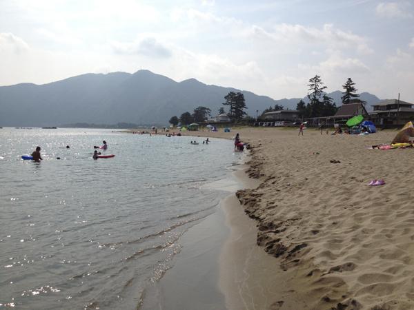 まだ間に合うかも!? 京都北部の海水浴場「丹後由良海水浴場」に行って来たよ