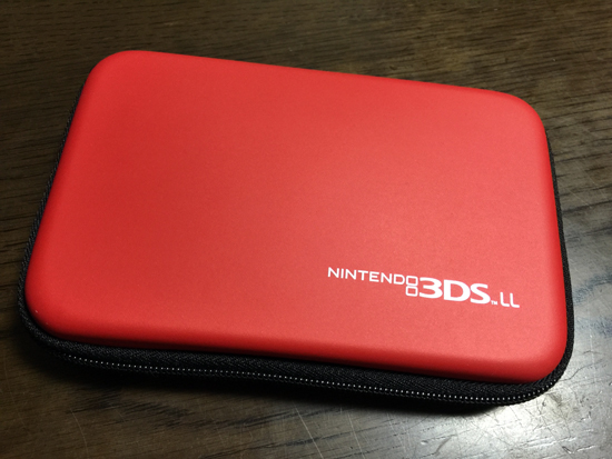 3DS LLカバー