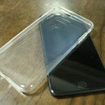 iPhone 7 PlusのカバーにSimpeak製 TPUクリア透明ケース保護カバーを購入!安い上にシンプルでオススメ!